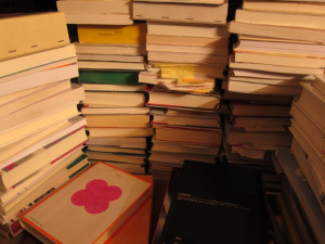 断捨離で本が捨てられない?判断するポイントと残しておくべき本とは